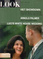 Look Magazine, August 9, 1966 - Luci's Wedding