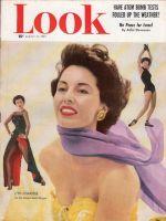 Look Magazine, August 11, 1953 - Cyd Charisse