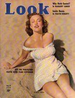 Look Magazine, August 15, 1939 - Margaret Lindsay