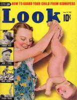 Look Magazine, August 16, 1938 - Plastic Surgery