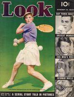 Look Magazine, August 17, 1937 - Tennis