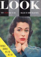 Look Magazine, August 21, 1956 - Maureen Swanson, British women are beautiful