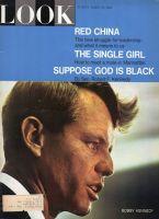 Look Magazine, August 23, 1966 - Robert Kennedy