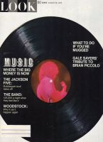 Look Magazine, August 25, 1970 - Music