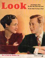 Look Magazine, August 29, 1939 - Duke and Duchess of Windsor