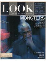 Look Magazine, September 8, 1964 - Boris Karloff, master monster man