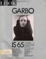 Look Magazine, September 8, 1970 - Greta Garbo