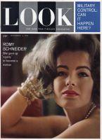 Look Magazine, September 11, 1962 - Romy Schneider