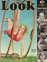 Look Magazine, September 14, 1937 - Sports for Girls