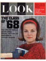 Look Magazine, September 22, 1964 - College freshman Linda Greer