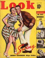 Look Magazine, September 27, 1938 - Swing Dance