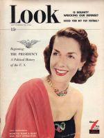 Look Magazine, September 28, 1948 - Jinx Falkenburg
