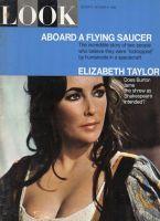 Look Magazine, October 4, 1966 - Elizabeth Taylor
