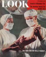 Look Magazine, October 5, 1954 - Doctor Robert E. Handte
