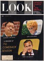 Look Magazine, October 9, 1962 - Jackie Gleason