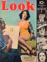 Look Magazine, October 12, 1937 - Cow Girl