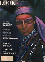 Look Magazine, October 20, 1970 - Indian Fashions