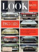 Look Magazine, October 23, 1962 - 1963 cars