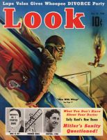 Look Magazine, October 25, 1938 - Men with Wings