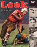 Look Magazine, October 26, 1937 - Football