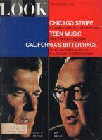 Look Magazine, November 1, 1966 - California's Bitter Political Race