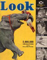 Look Magazine, November 9, 1937 - Circus