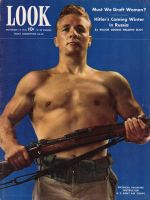Look Magazine, November 17, 1942 - Physical Training Instructor