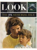 Look Magazine, November 17, 1964 - Jackie Kennedy and son