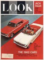 Look Magazine, November 21, 1961 - Striking red
