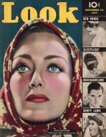 Look Magazine, November 23, 1937 - Joann Crawford