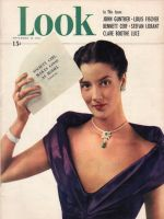 Look Magazine, November 23, 1948 - Society Girl Makes Good As Model
