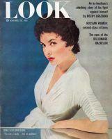 Look Magazine, November 30, 1954 - Gina Lollobrigida