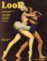 Look Magazine, December 5, 1939 - Ballarina Dancer Zorina