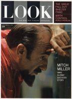 Look Magazine, December 5, 1961 - Singer Mitch Miller