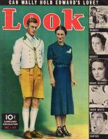 Look Magazine, December 7, 1937 - Wallis & Edward