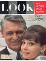 Look Magazine, December 17, 1963 - Cary Grant with Audrey Hepburn