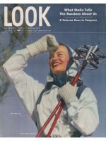 Look Magazine, January 21, 1947 - Skier Osa Massen