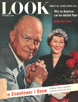 Look Magazine, March 8, 1955 - President Eisenhower