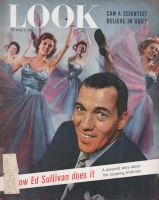 Look Magazine, April 5, 1955 - Ed Sullivan