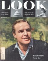 Look Magazine, May 17, 1955 - Marlon Brando
