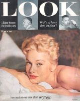 Look Magazine, May 31, 1955 - Kim Novak  + Good Condition