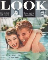 Look Magazine, July 12, 1955 - All About Love
