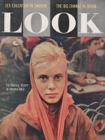 Look Magazine, September 3, 1957 - Imo Samuelsson