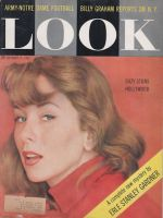 Look Magazine, October 15, 1957 - Suzy Parker