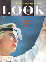 Look Magazine, March 29, 1960 - Hospital Crisis