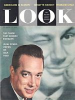 Look Magazine,  August 16, 1960 - Jack Paar and Hugh Downs