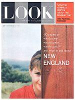 Look Magazine, September 13, 1960 - New England