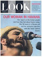 Look Magazine, November 8, 1960 - Fidel Castro