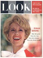 Look Magazine, December 6, 1960 - Dinah Shore