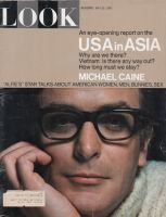 Look Magazine, May 30, 1967 - Michael Caine